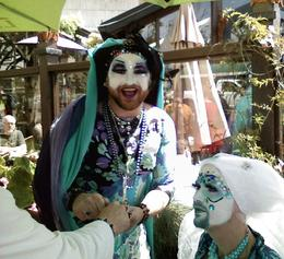 Fun characters in the district, the Sisters of Perpetual Indulgence - June 2013