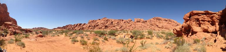The Valley of Fire - Las Vegas