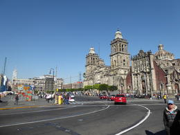 This is the Mexico City Cathedral. , Gerald H S - January 2017