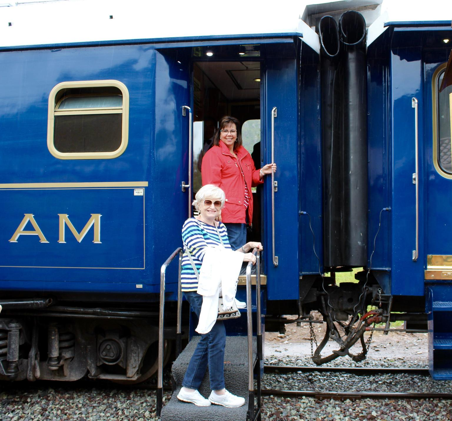MAIS FOTOS, Hiram Bingham Luxury Train to Machu Picchu