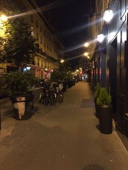 Paris at night , Joe - September 2017