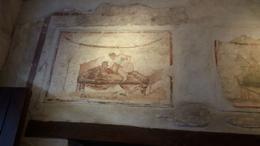 Menue a la cart for Pompei Brothel , Chavdar A - October 2017