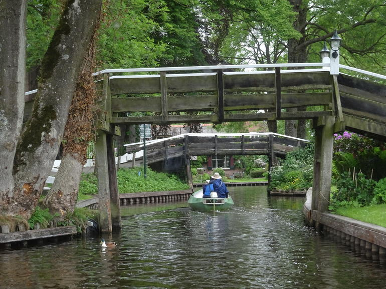 Giethoorn & Enclosing Dike Full-Day Tour from Amsterdam photo 18
