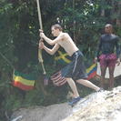 Blue Hole, Secret Falls, and Dunn's River Falls Combo Day-Trip from Montego Bay, Montego Bay, JAMAICA