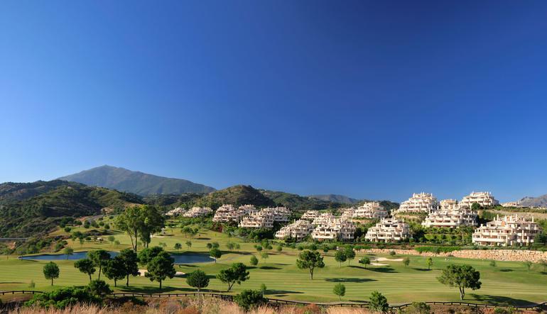 Capanes del Golf - Malaga