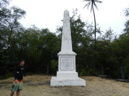 Captain Cook Monument., taylor - March 2012