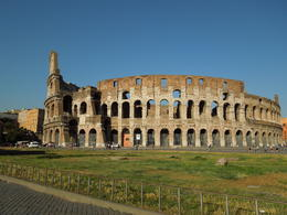 We stopped at the most amazing places for photo ops and to hear interesting historical facts about Rome. , lbaker - July 2012