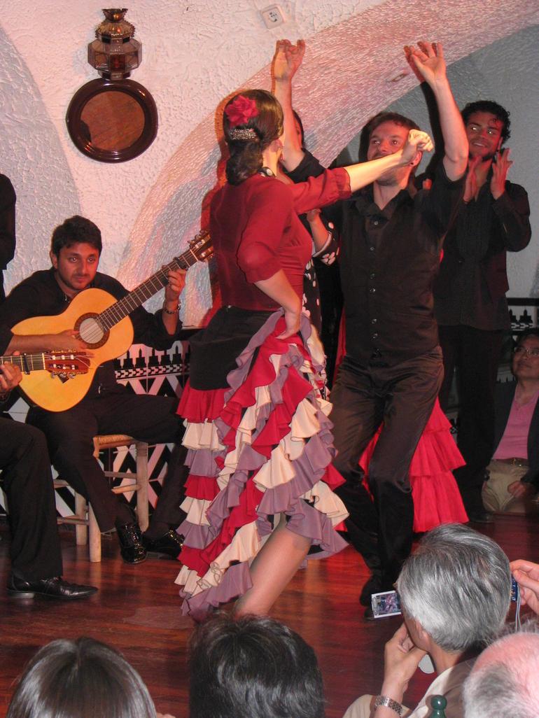dancers - Barcelona