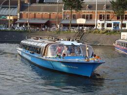 The Dinner Cruise Boat. , Mark V - September 2012