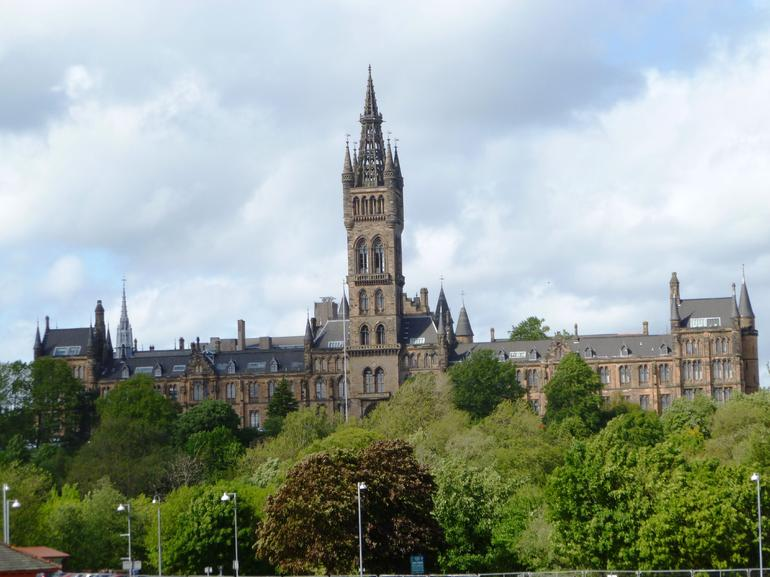 Glasgow, Glasgow University 1 - Glasgow