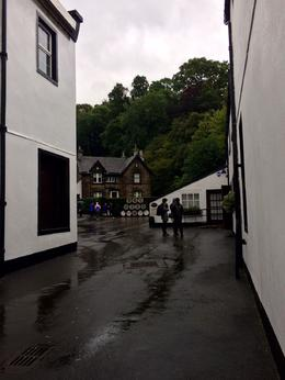 Glengoyne Distillery , Anne H - September 2016