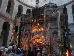 Holy Sepulchre , Illya V - January 2012