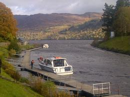 Beautiful Loch Ness , Caroline - October 2012
