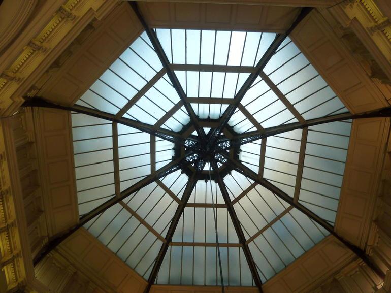 Look up! - Melbourne