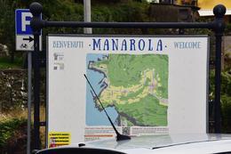 Manarola train station , Angel F - October 2016