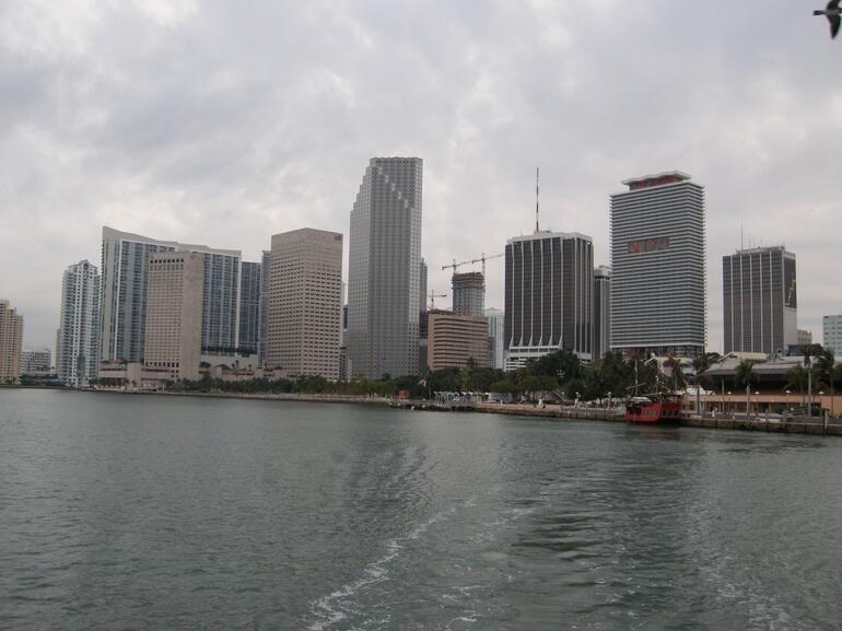 Miami skyline - Miami