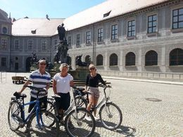 Family fun in Munich , Alyssa K - May 2015