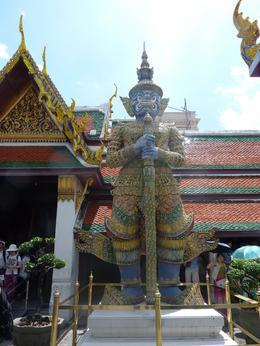 Staue at Wat Phra Temple , Mark B - June 2011