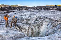 Sólheimajökulsvegur Glacier , Robin C - September 2015