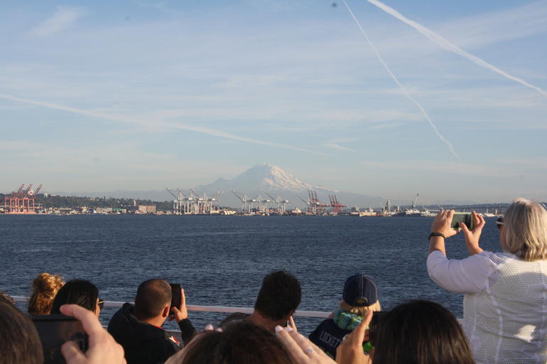 Seattle Harbor Cruise photo 4