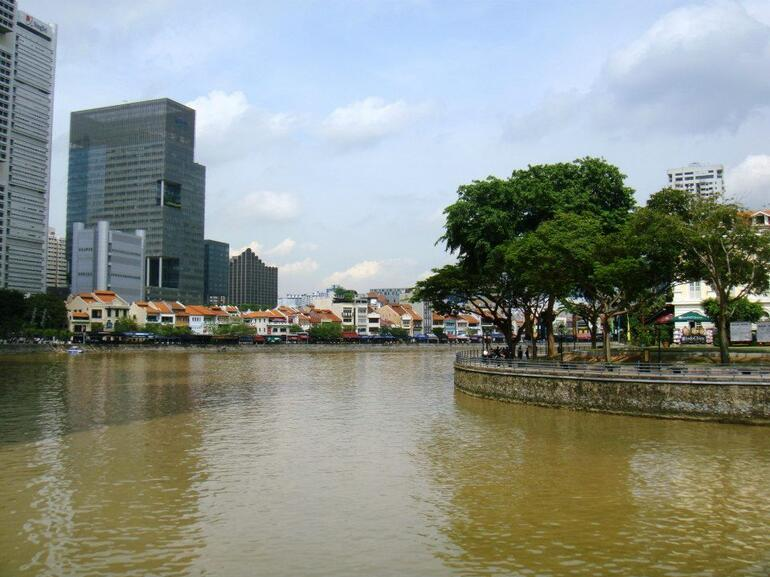 Singapore River Cruise - Singapore