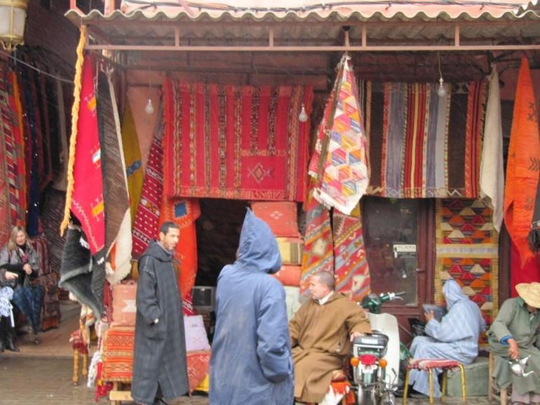 Souks in Marrakech - Marrakech
