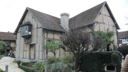Shakespeare's house , Cherny_1612 - January 2012