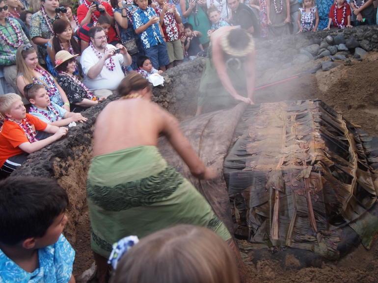 The Pig - Maui