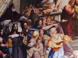 Raphael in the Vatican , Dhruva Nath G - October 2016