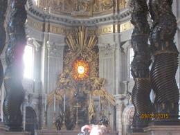 Interior de la Basílica de San Pedro , lorena.zuniga - January 2015