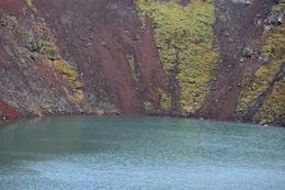 Kerið crater lake , Ramute P - November 2016