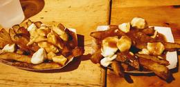 Poutine! A national heritage. , Tap - December 2016
