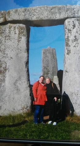 Standing in Stonehenge was one of the highlights on my life! , Kelsey C - February 2017