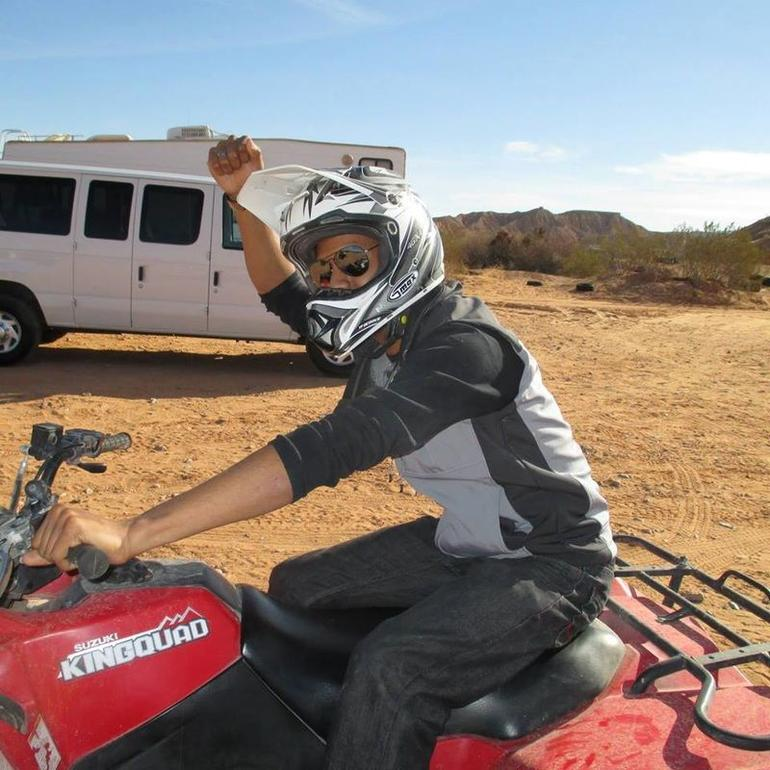 Eldorado Canyon ATV and Gold Mine Trip from Las Vegas