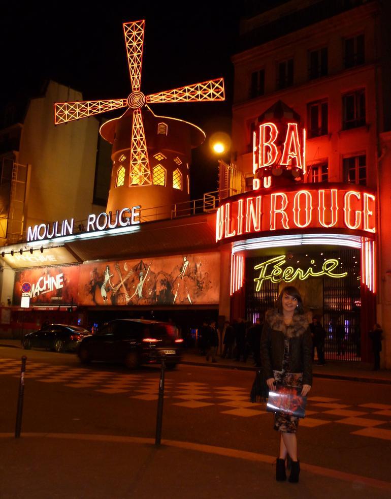 AMAZING night! - Paris