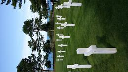 The last part of our tour was the most memorable - American Cemetery. , reneedkyoung - September 2014