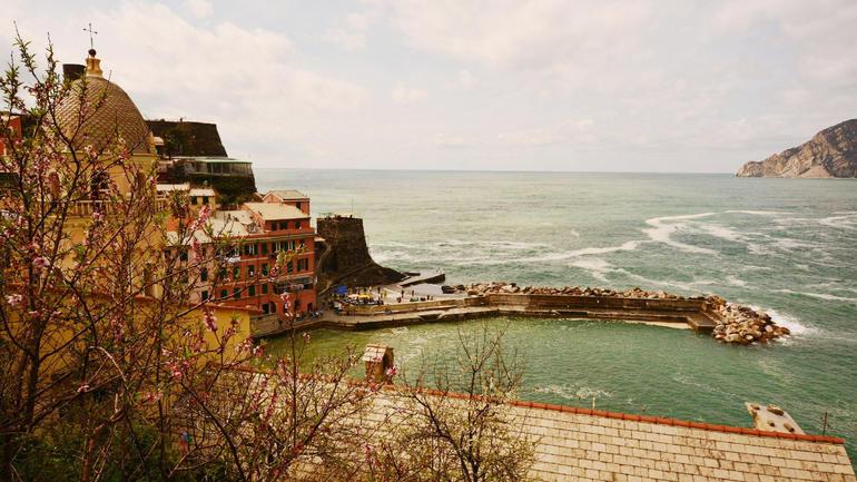 Breathtaking coastline - Florence