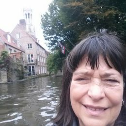A selfie on the canal cruise. , Laura C - October 2015