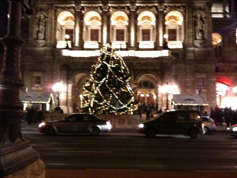 budapest at christmas - Budapest