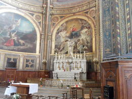 Cathedral on the tour! , Marcelle G - October 2014