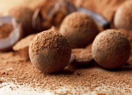 Tasty chocolate balls, mmm - May 2011