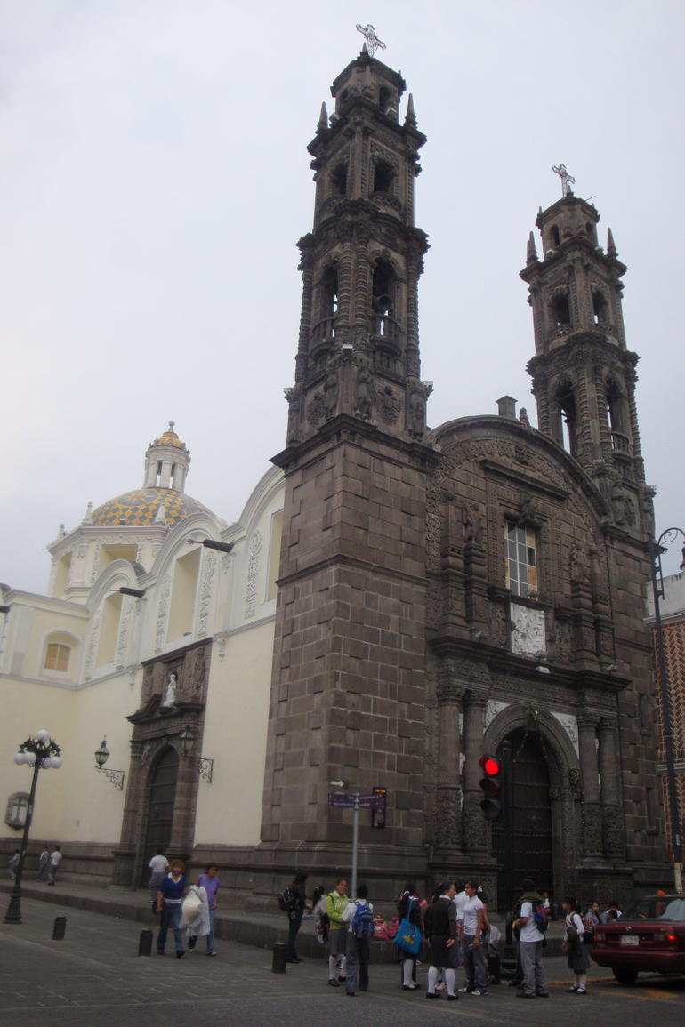 Church of San Crist�bal - Mexico City