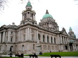 Belfast City Hall , Lora G - October 2011