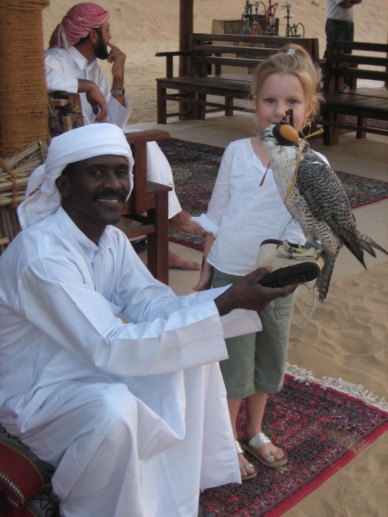 Desert Hospitality - Dubai