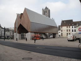 New Building!, pauloaguzzoli - March 2013