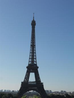 The magnificent view of Eiffel Tower - July 2010