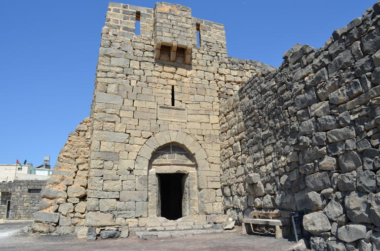 Entrance - Amman