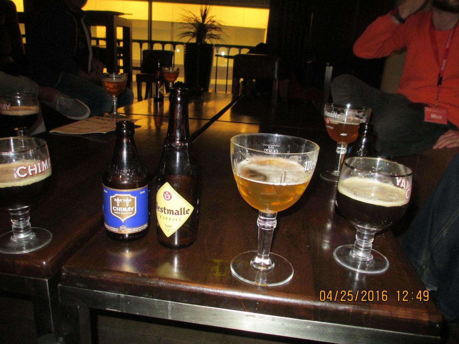 MÁS FOTOS, Cata de cerveza belga en Bruselas