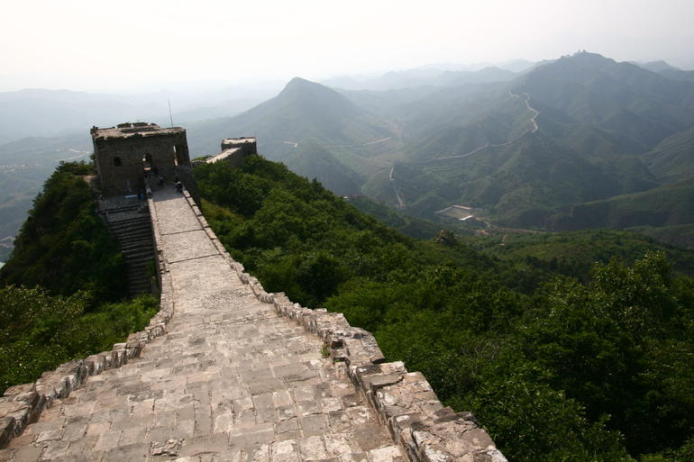 Great Wall of China Small-Group Day Trip from Beijing photo 23