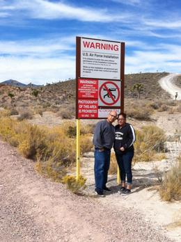 Area 51 Day Tour from Las Vegas, Michele Carbajal Curiel - October 2016